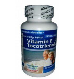 Vitamin E Tocotrienols