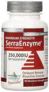 SerraEnzyme 250.000IU - najmočnejša na svetu
