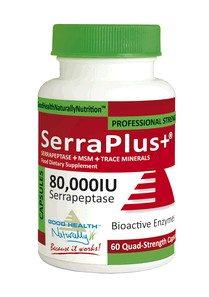 SerraPlus+ 80.000IU z MSM in minerali