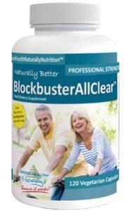 Blockbuster AllClear - super koristna encimska formula