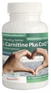 L-Carnitine Plus CoQ10